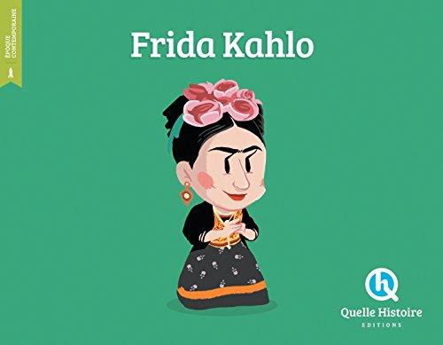 Frida Kahlo par Clémentine V. Baron