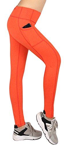 Munvot Damen Sport Leggings - TUMMY CONTROL - Hohe Taille Sporthosen Super für Fitness, Laufen, Yoga, Workout etc. Valentines Day-hose