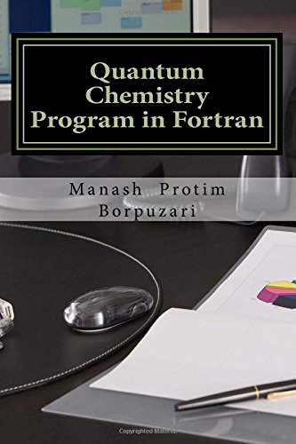 Quantum Chemistry Program in Fortran