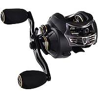 KastKing Royale Legend/Whitemax Low Profile baitcasting Fishing Reel - 11 +1 rodamientos Blindados