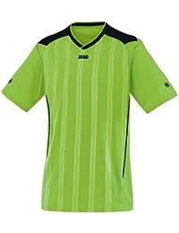 Jako Trikot Copa KA - Camiseta de Fútbol, para Hombre, Manzana/Negro,
