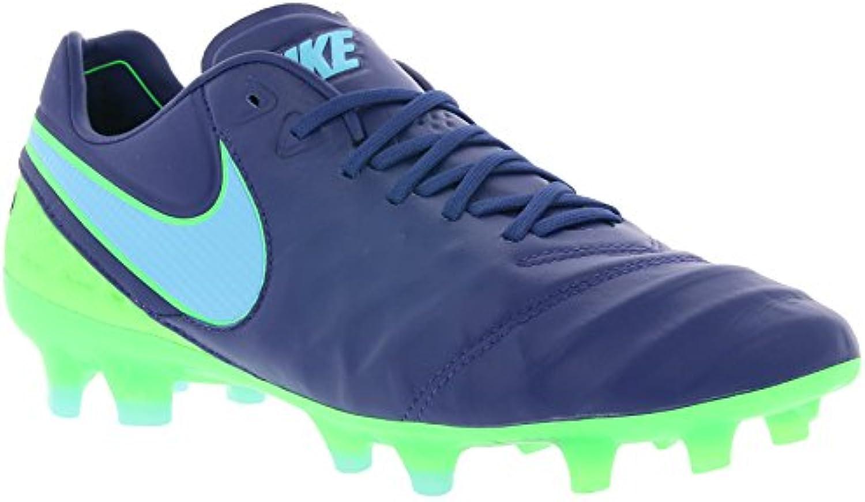 Nike Tiempo Legend VI FG Uomo 819177-443 scarpe da calcio, Coloreeee Blu | Di Alta Qualità E Low Overhead  | Maschio/Ragazze Scarpa