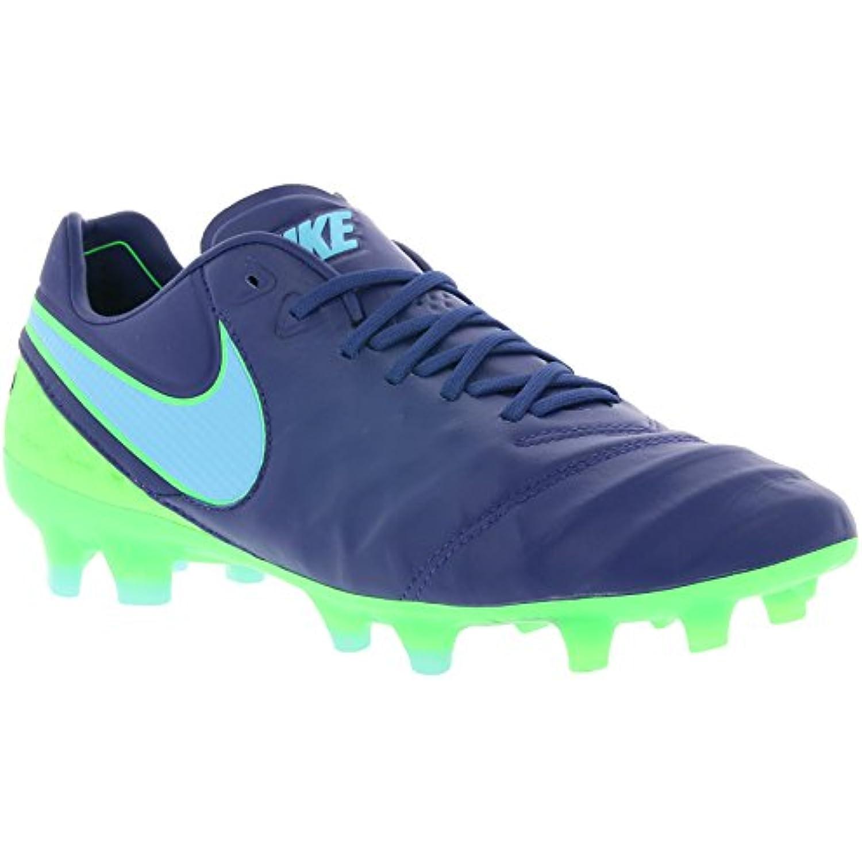 Nike Tiempo Legend VI FG Uomo 819177-443 Scarpe  da Calcio, Colore Blu  Scarpe Parent ed0ff7