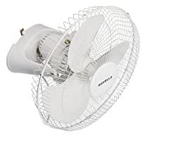 Havells Swing Gyro 400mm Cabin Fan (White)
