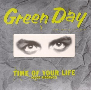 Time of Your Life (Good Riddance) [CD 1] by Green Day (1998-08-02)