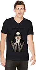 Dita Von Teese Mens V-neck T-shirt