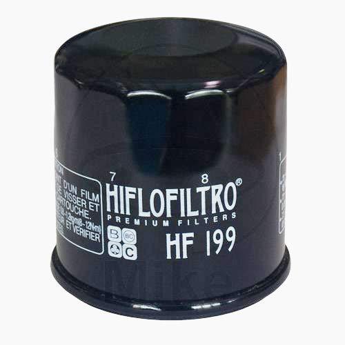 OELFILTER HIFLO 2 Stück HF199 Polaris Scrambler 850