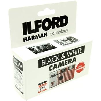 Ilford XP2Super uso singolo per fotocamera con flash (27foto) nero e bianco film CAT1174186