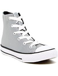 CONVERSE Chuck Taylor All Star Season Hi - Zapatillas de tela infantil