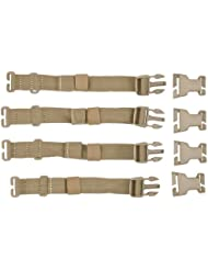 5.11 Tactical Rush Tier System 4 Pack - Sandstone - One Size