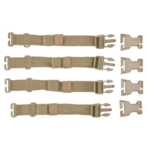 5.11 Tactical Rush Tier System 4 Pack - Sandstone - One Size -