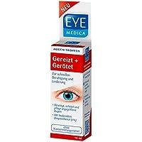 EyeMedica Gereizt+Gerötet Augentropfen  Medizinprodukt Mit 2% Dexpanthenol beruhigt und schützt angegriffene Augen... preisvergleich bei billige-tabletten.eu