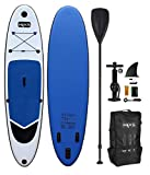 HIKS Navy Big Blue 10.6ft / 3.2m Stand Up Paddle SUP Board Set