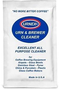 URNEX ORIGINAL URN & BREWER COFFEE EQUIPMENT CLEANER