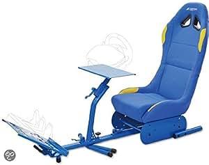 Corsa Driving cockpit blue / Siège de conduite-nitho blue