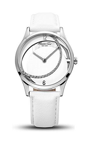 kenneth-cole-new-york-womens-kc2875-transparency-analog-display-japanese-quartz-white-watch