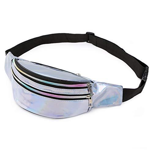 Gürteltasche Damen Trachten Ledertaschen Crossbody Brusttasche mit Reißverschluss Schalter Bauchtasche Modern Sport Schultertasche Dirndl Gürteltasche Hüfttasche Umhängetasche für Mädchen
