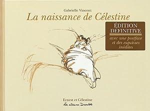 vignette de 'Ernest et Célestine<br /> La naissance de Célestine (Gabrielle Vincent)'