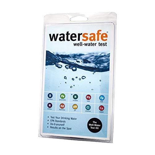 Trinkwasser Wassertest (10 versch. Tests in 1) -