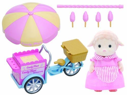 Sylvanian Families - Dollys Candy Floss - Möbel - Epoch
