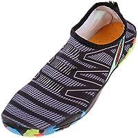 D DOLITY Premium Zapatos de Agua Unisex para Natación en Piscinas y Playas - 38