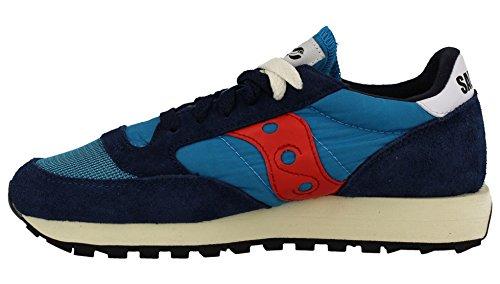 Saucony Original Jazz Men Sneaker Bleu S70321-5 Bleu