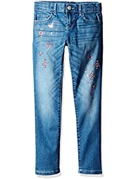 The Children's Place Girls' Gem Super Skinny Jean