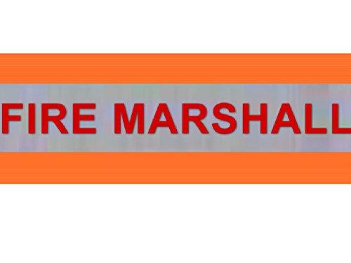 orange-hi-visibility-reflective-arm-band-fire-marshall