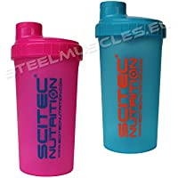 SET / Kit 2 x Scitec Nutrition Protein Cup / Shaker 700ml