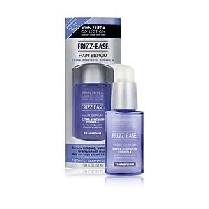 John Frieda Sérum capillaire lissant Frizz-Ease Sérum - Formule extra forte - Elimine fourches et frisottis tenaces - 50 ml