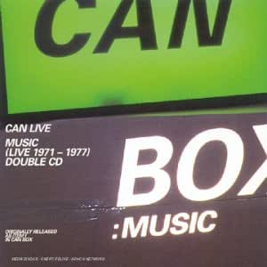 Can Box Music : Live 1971-1977 (French Import)