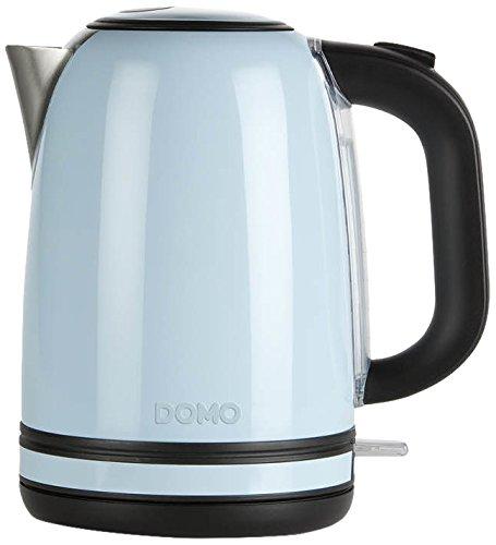 Domo DO488WK Wasserkocher, pastell blau