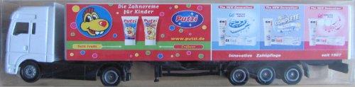 Putzi Nr. - Die Zahncreme für Kinder - MAN TG - Sattelzug