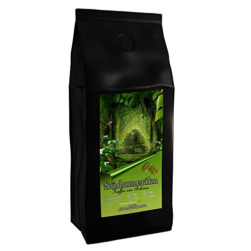 Kaffeespezialität Aus Südamerika - Bolivien, Hochlandkaffee Aus Der Nähe Der Anden (Ganze...