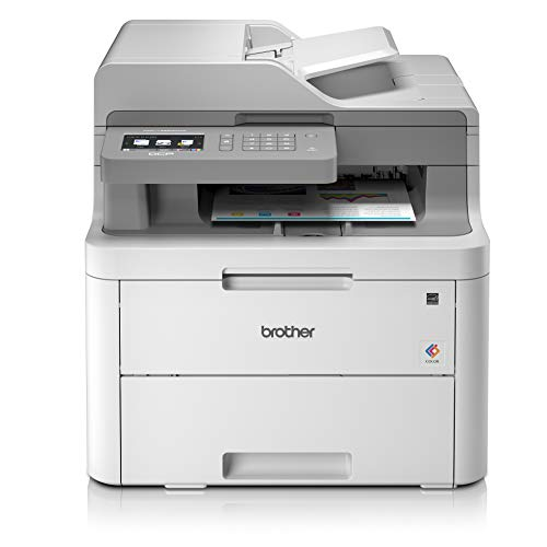 Brother DCP-L3550CDW Imprimante Multifonction 3 en 1...