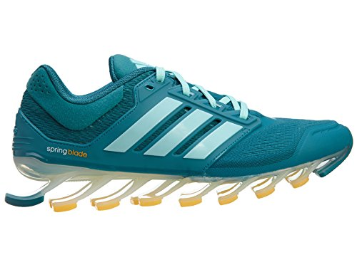 Adidas Springblade Antrieb W Laufschuhe Grö�e 6 Power Teal/Frost Mint/Sol Gold