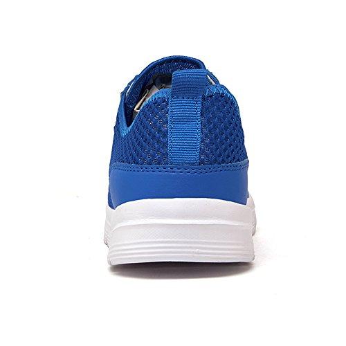 Unisex Adulto Estive Scarpe da Spiaggia Sportive Traspirante da Scarpe da Corsa Nero Blu Grigio Blu