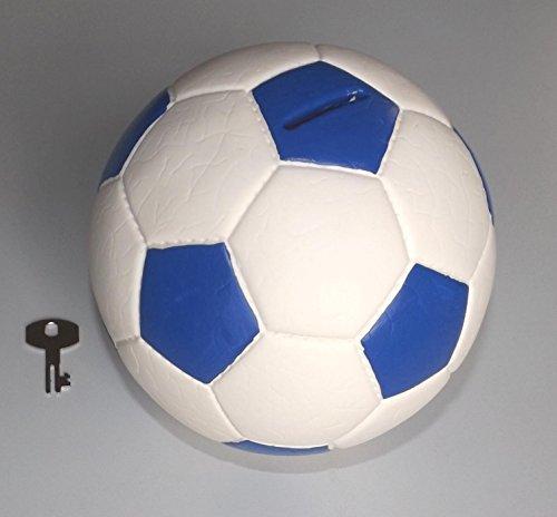 Preisvergleich Produktbild Spardose Fußballkasse Deko Vereinskasse Sparschwein Geschenk Geldkasse