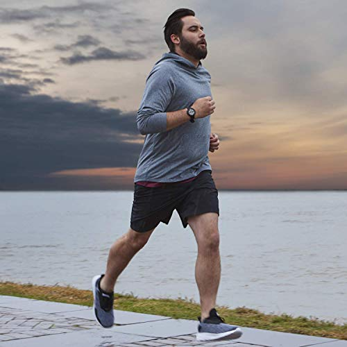 Garmin Forerunner 45 - GPS-Laufuhr im leichten Design, Trainingspläne, Fitness Tracker, Herzfrequenzmessung - 7