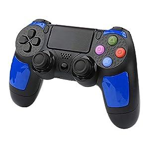 Kabelloser Controller für PS4, KINGEAR Pro Controller für Playstation 4 mit Dual-Vibration