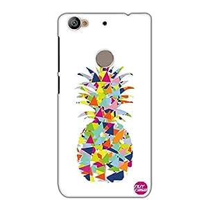 Designer Le Eco 1s Case Cover Nutcase-Funky Pinapple