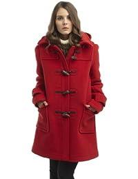 Amazon.co.uk: Duffle - Coats / Coats & Jackets: Clothing