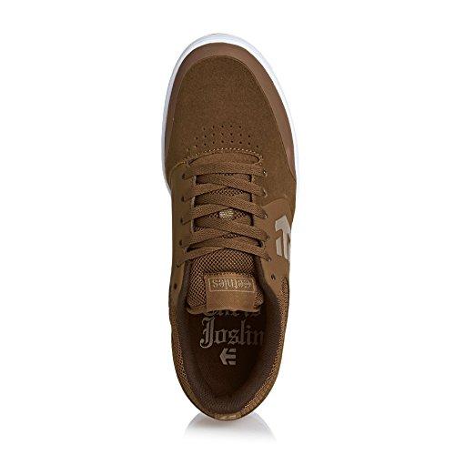 Etnies MARANA, Sneaker Uomo Brown/white/gum
