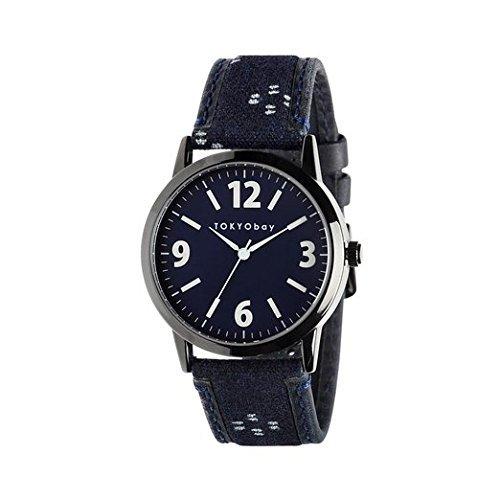 tokyobay-orologio-colore-blu-sfumato