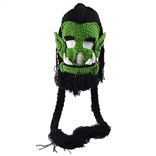 - Überdimensionale Halloween Masken