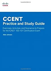 CCENT Practice and Study Guide: Exercises, Activities and Scenarios to Prepare for the ICND1 100-101 Certification Exam (Lab Companion) by Allan Johnson (2013-12-27)