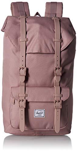 Herschel Little America Rucksack mit Laptophülle, Esche Rose (Pink) - 10020-02077-OS