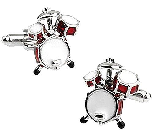 korpikusr-drum-kit-edelstahl-manschettenknopfe-in-free-geschenk-beutel