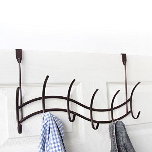 Inspired Living by Mesa Hilfshaken 12 Hooks Willow Bronze (Bhs, Die Haken In Der Front)