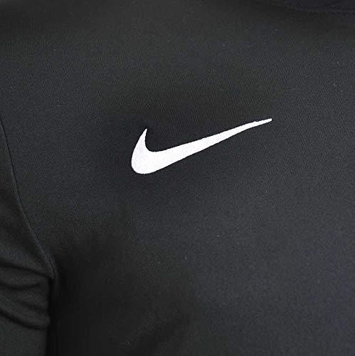 NIKE Herren Kurzarm T-Shirt Trikot Park VI, Schwarz (Black/White/010), M